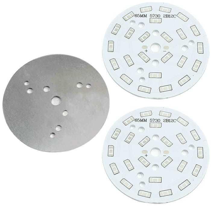 PCB aluminum