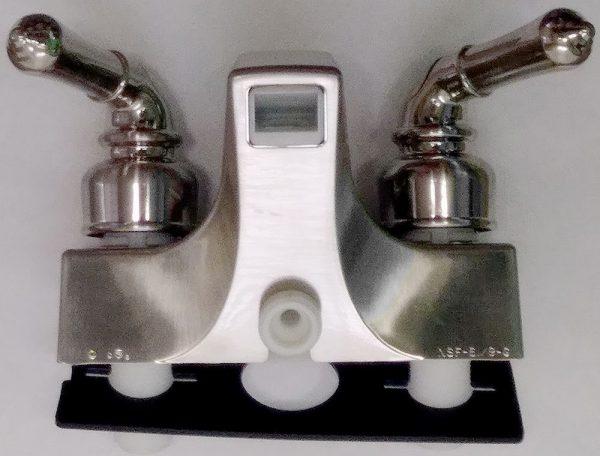 rv shower faucet diverter with tub spout