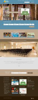 Novo site do Hotel Fazenda Santa Mônica