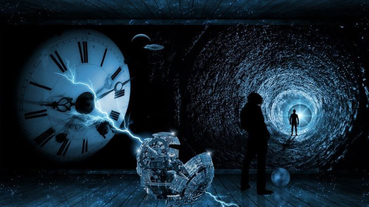 Resultado de imagen de viaje tiempo