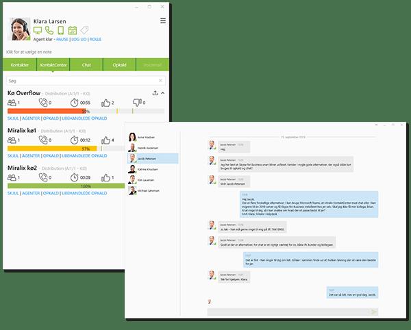 Miralix til Cisco: Integrer kontaktcentret i din Cisco-løsning