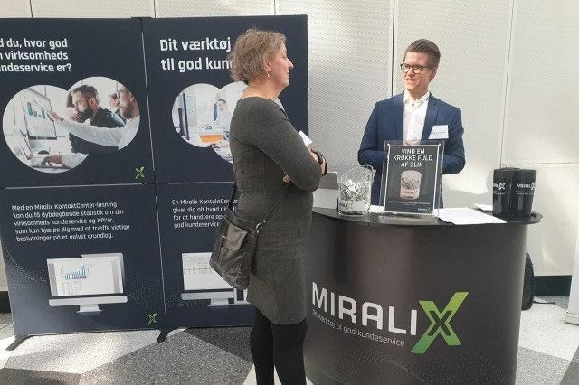 Miralix deltog på CX DAY 2019