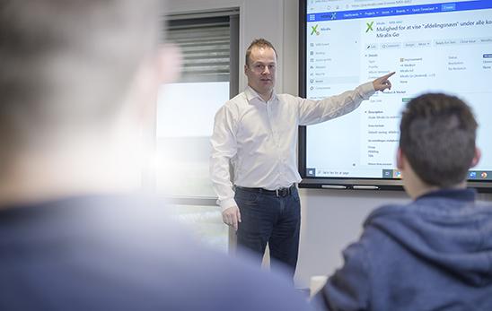 Miralix udvikler kontaktcenter-løsninger i DK