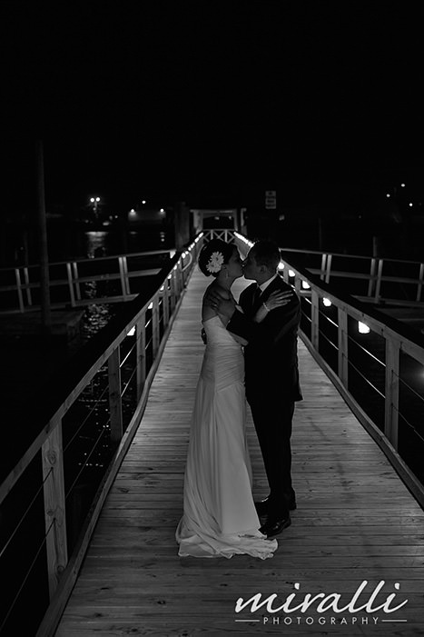 Bridgeview Yacht Club Wedding Photos Island Park NY