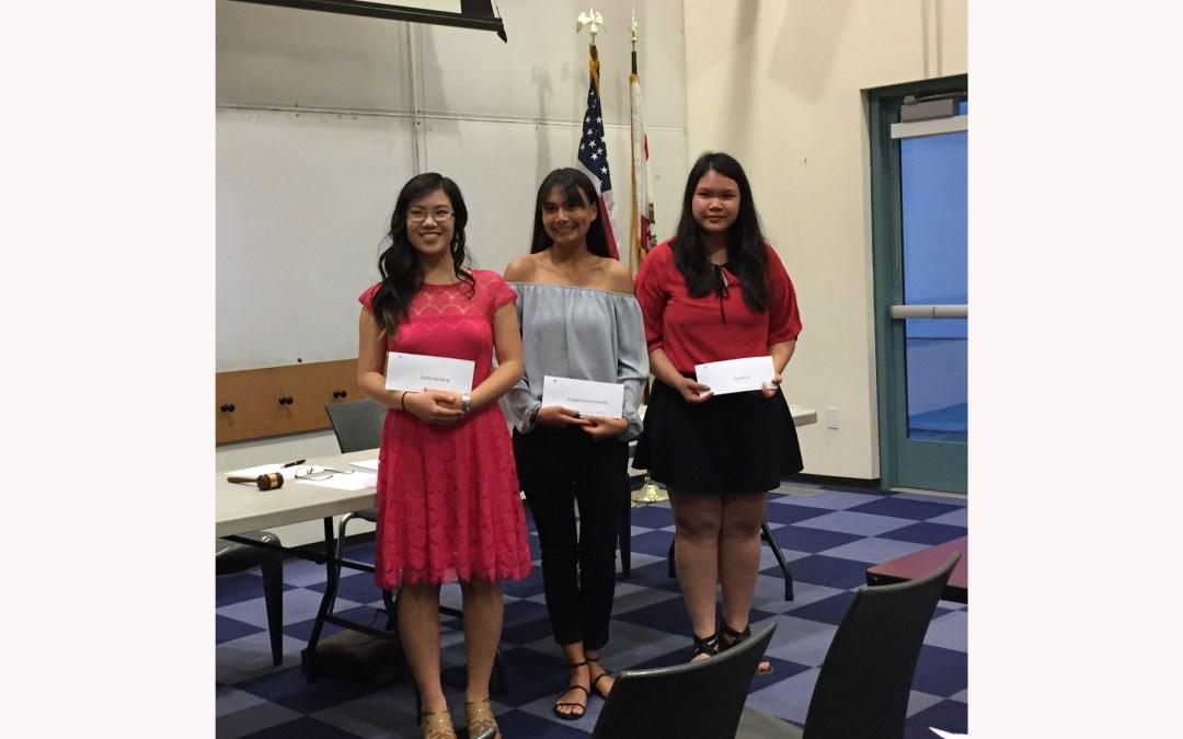 Mira Mesa Scholarships 2017
