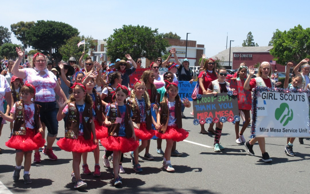 Mira Mesa Fourth of July Parade