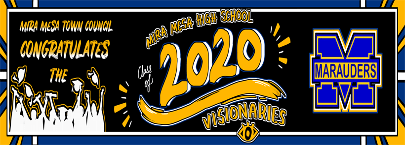 Congratulations to the MMHS Class of 2020!