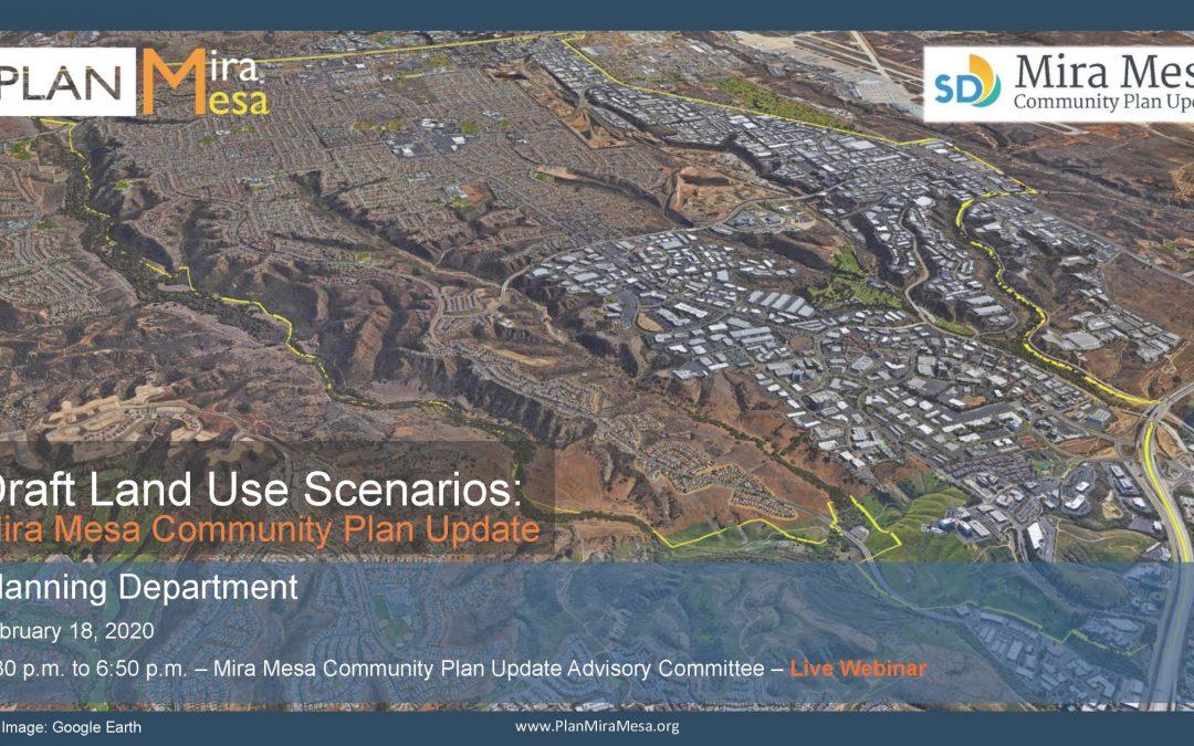 City Proposes High Density Housing in Mira Mesa