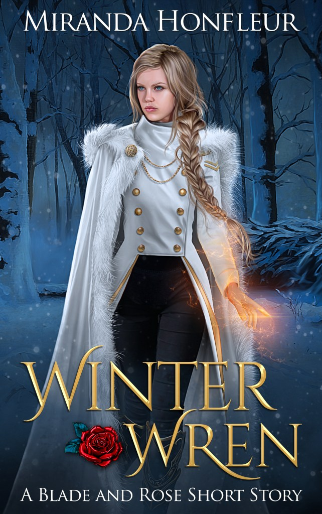 Book Cover: Winter Wren (Blade and Rose #0.5)