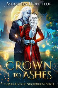 Book Cover: Crown To Ashes