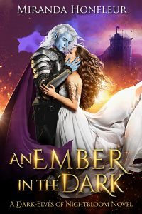 Book Cover: An Ember in the Dark