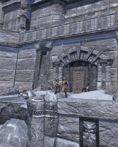 Poking around Wrothgar
