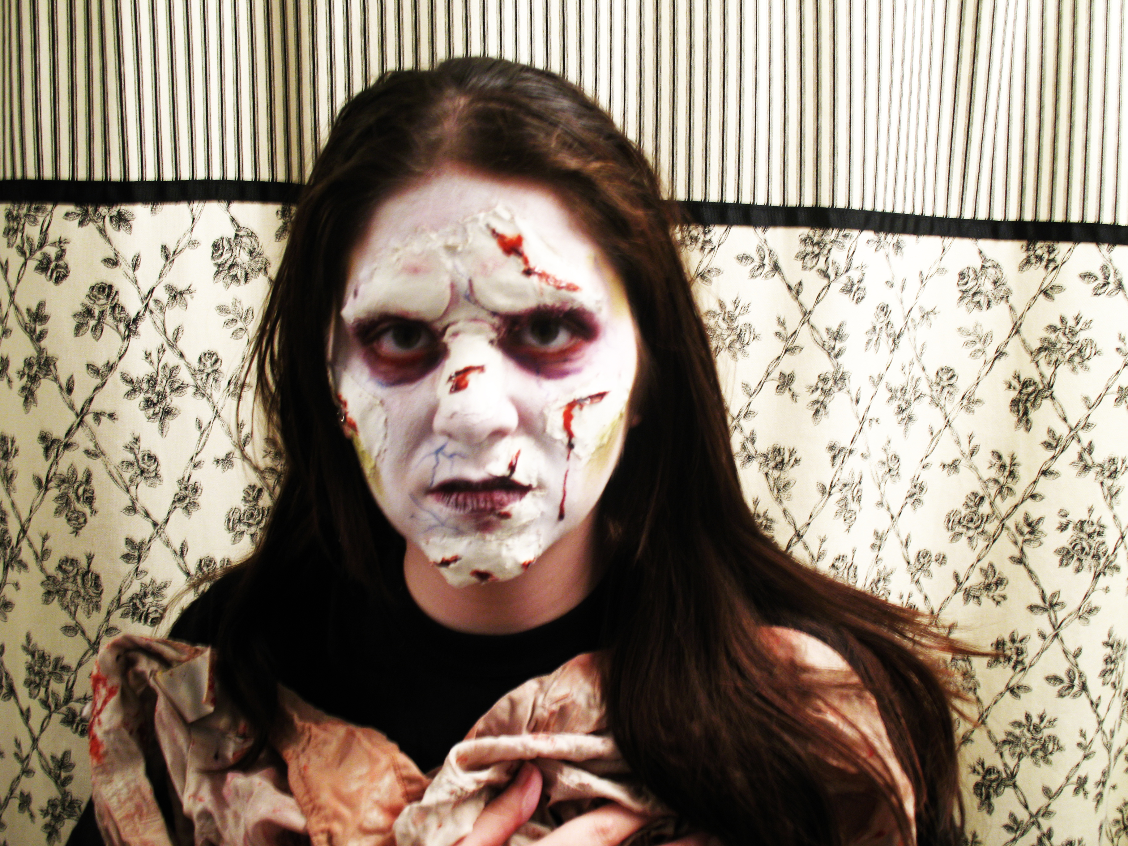 sfx makeup, special effects make up, horror, gore, trauma, wounds, prosthetic, latex