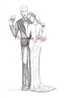 formal wear, vampires, wine glass, pencil