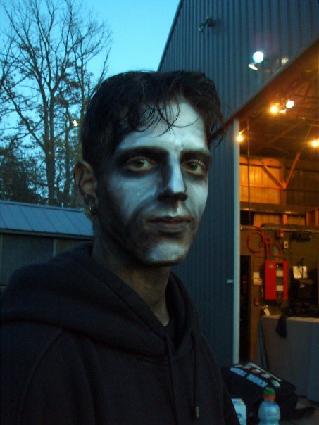 sfx makeup, special effects make up, horror, ghost, demon, supernatural