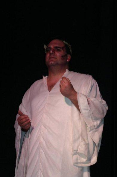 JSSC, jesus christ super star, theatrical makeup, pilate
