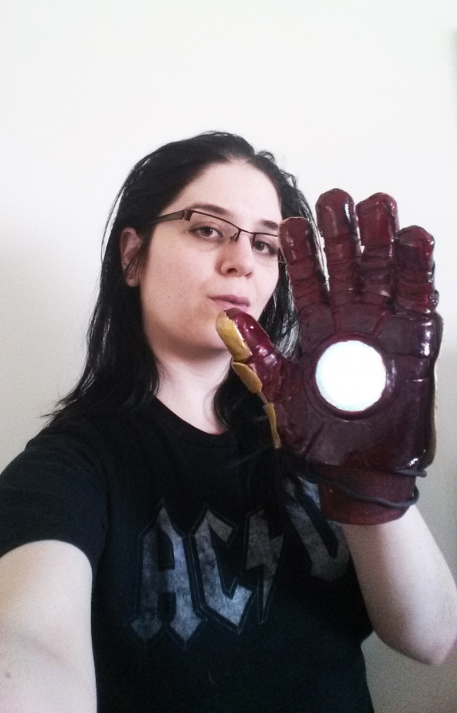 iron man cosplay glove, wonderflex, how to make, armor