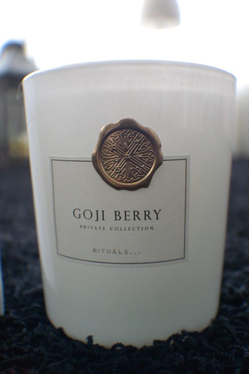 Rituals Goji Berry geurkaars