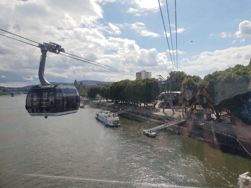 Gondelbaan Koblenz