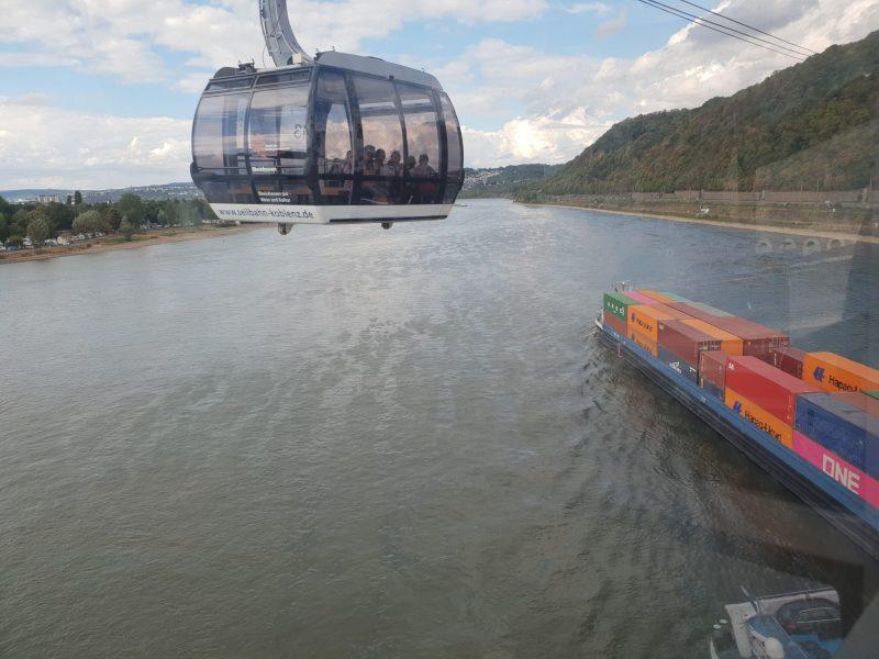 Rijn bij Koblenz