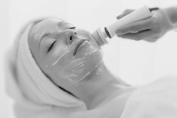 gezichtsbehandeling borstelapparaat_