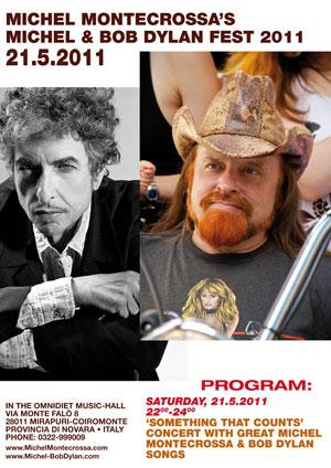 Michel & Bob Dylan Fest 2011