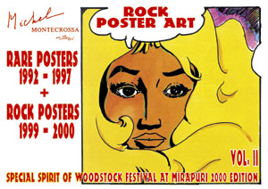 Rock Poster Art Vol. 2