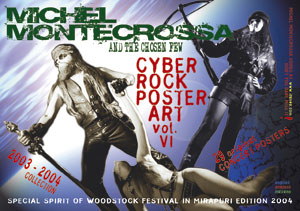 Rock Poster Art Vol. 6