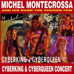 Cyberking & Cyberqueen Concert
