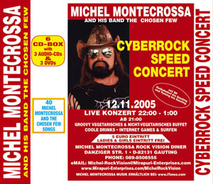 Cyberrock Speed Concert