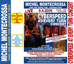 Cyberspeed At Every Turn Concert