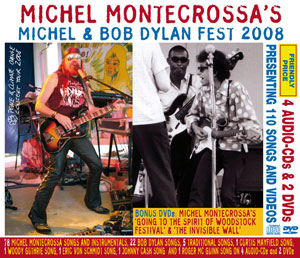 CD Cover Michel Montecrossa\
