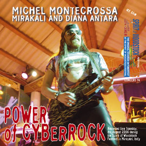 Power of Cyberrock