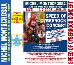 Speed Of Cyberrock Concert