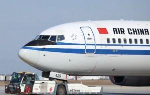 Los 10 aeropuertos más transitados de China Continental