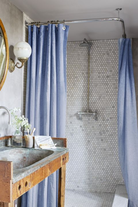 how to wash and clean a shower curtain