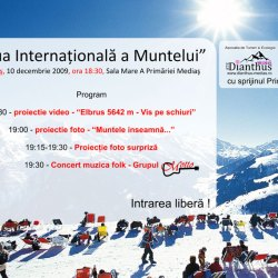 Ziua Internationala a Muntelui la Medias