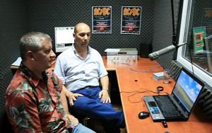 Radu Secasan la Radio Ring