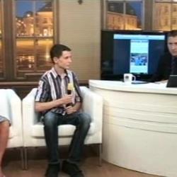 Ovidiu Daramus la Eveniment TV Sibiu