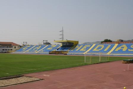 Stadion Gaz Metan Medias