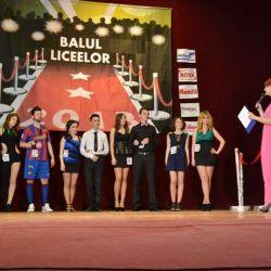 Foto : Balul Liceelor Medias 2013