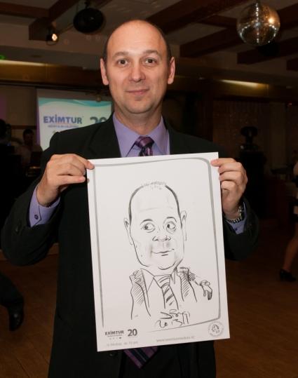 Mircea caricatura Adrian Bighei