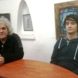 Interviu Florin Grigoras (Riff) si Paul Grigoras (The Noise)