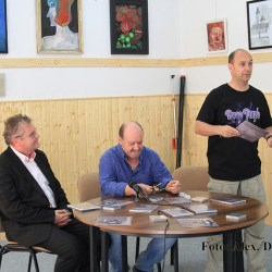 "Lansarea albumului Nicu Alifantis ""Mozaic"" la Medias"
