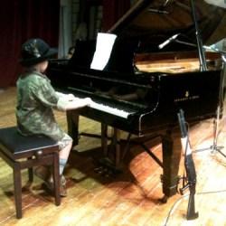 """Recital de pian """"Calatorind prin lume…"""""""