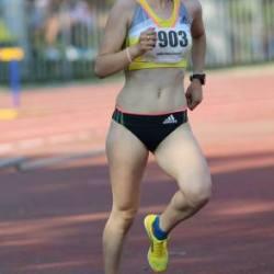 Dana Loghin a castigat locul 3 la europene