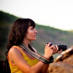 Gina Stef: Fotografie si muzica rock (interviu)