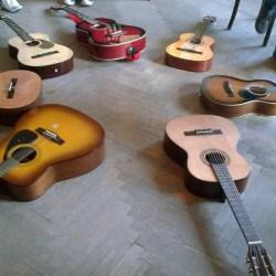 Tabara de chitara si teatru la Bagaciu