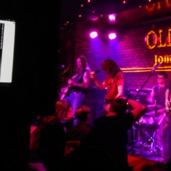 Foto & video: Rezident Ex live la Oldies Pub Sibiu