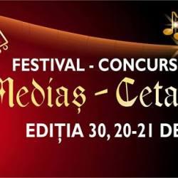 S-a prelungit perioada de inscriere la Festivalul Medias-Cetate Seculara